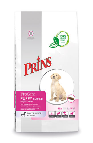 Prins Procare Puppy Junior Optistart