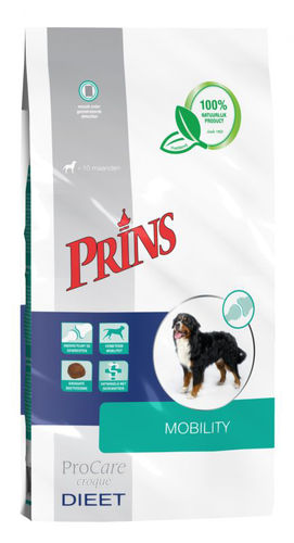 Prins Veterinary Diet Mobility Croque