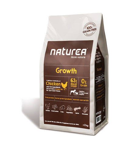 Naturea Dog Growth