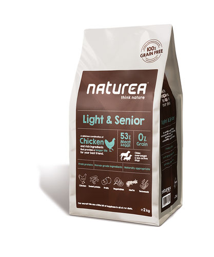 Naturea Dog Light & Senior