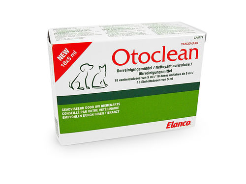 Octoclean Oorreiniger 5ml