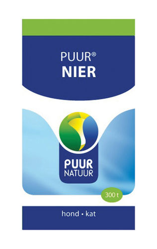 Puur Nier 300 tabletten