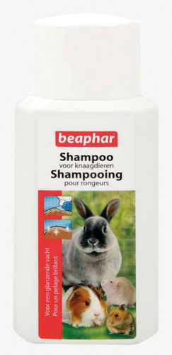 Beaphar Knaagdiershampoo 200ml