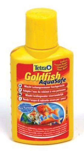 Tetra Aquasafe Goudvis 100ml