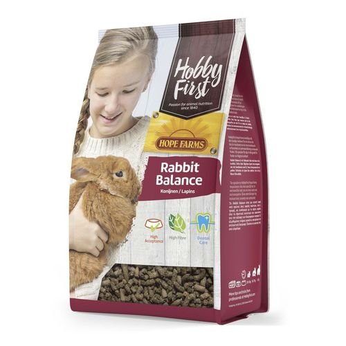 Hobbyfirst Hope Farms Rabbit Balance