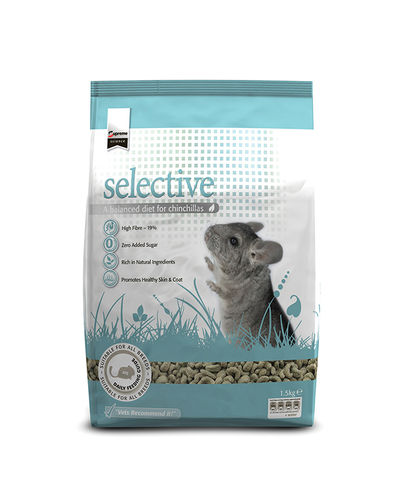 Supreme Selective Chinchilla 1.5kg