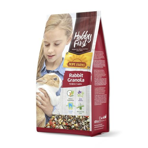 Hobbyfirst Hope Farms Rabbit Granola