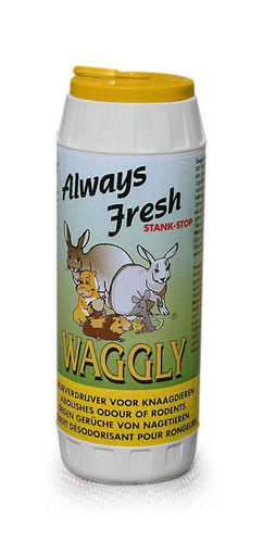 Waggly Always Fresh Stank Stop 500ml