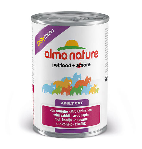 Almo Nature Daily Menu Diverse Varianten 400gr