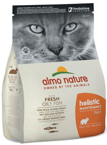 Almo Nature Holistic Witvis 2kg