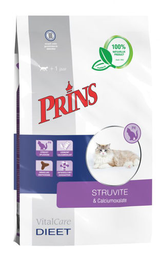Prins Veterinary Diet Struviet & Calciumoxalaat
