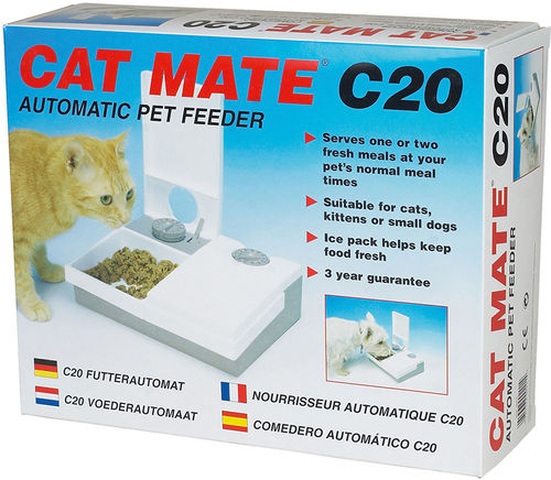 Cat Mate Voederautomaat C20