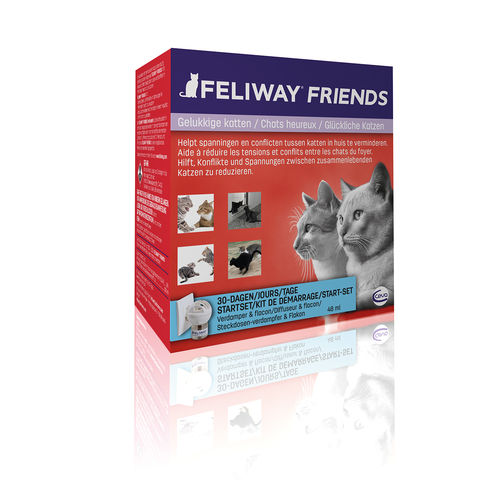 Feliway Friends Verdamper met vulling 48ml