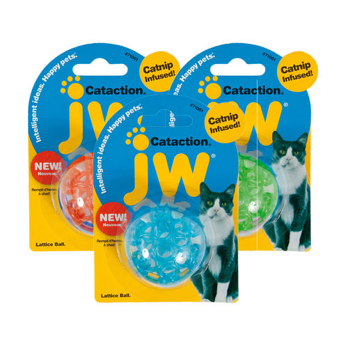 JW Cataction Lattice Ball