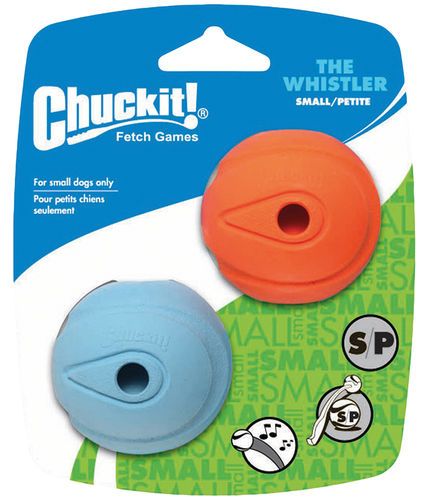 Chuckit The Whistler 2 pack