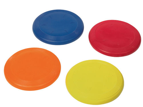 Nobby Rubber Frisbee