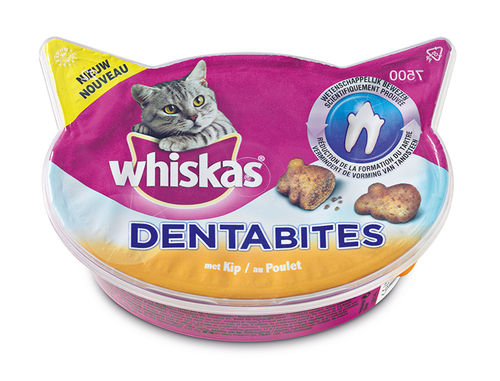 Whiskas Dentabites 60gr