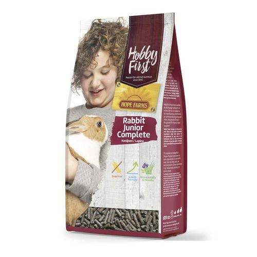 Hobbyfirst Hope Farms Rabbit Junior Complete 1.5kg