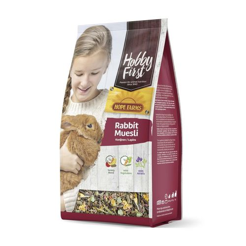 Hobbyfirst Hope Farms Rabbit Muesli 2.5kg