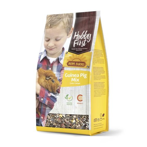 Hobbyfirst Hope Farms Guinea Pig Mix 3kg