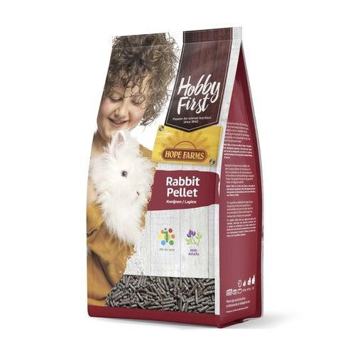 Hobbyfirst Hope Farms Rabbit Pellet 4kg