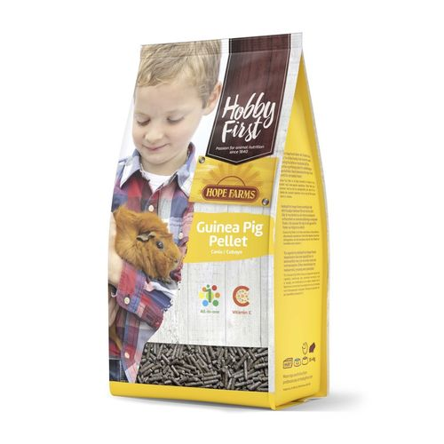 Hobbyfirst Hope Farms Guinea Pig Pellet 4kg